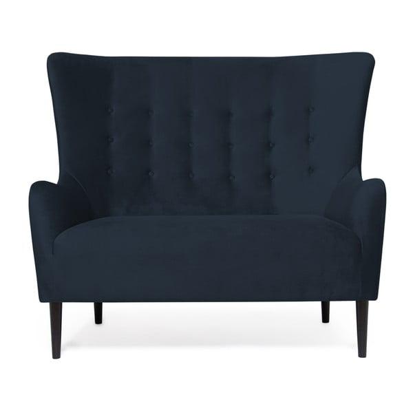 Ciemnoniebieska sofa 2-osobowa Vivonita Blair