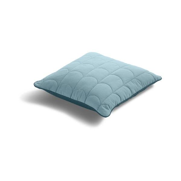 Modrý polštář Flexa Room, 40 x 40 cm