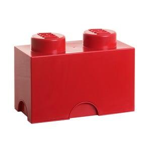 Cutie depozitare LEGO®, roșu