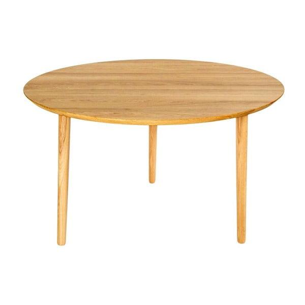 Konferenční stolek More Oak Round