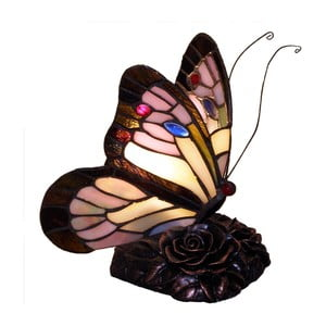 Tiffany Lampa Butterfly Patina