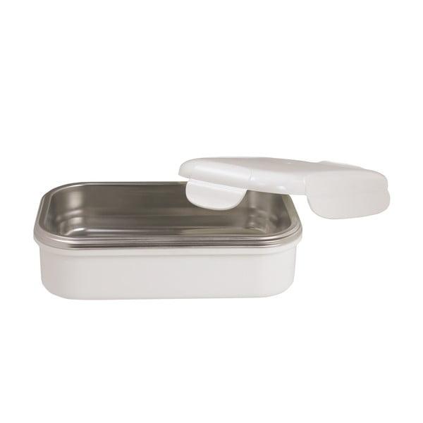 Bílá termoizolační miska na oběd Pioneer Lunchbox