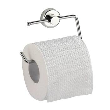 Suport autoadeziv pentru hârtia igienică Wenko Power-Loc Simple