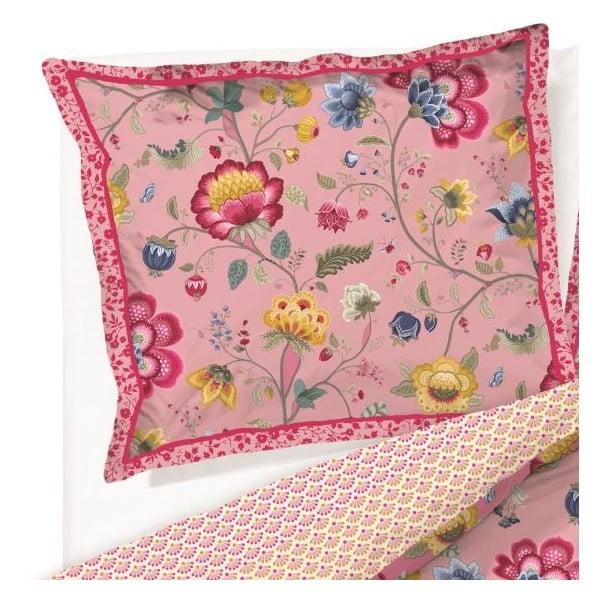 Povlak na polštář Floral Fantasy Ecru, 60x70 cm