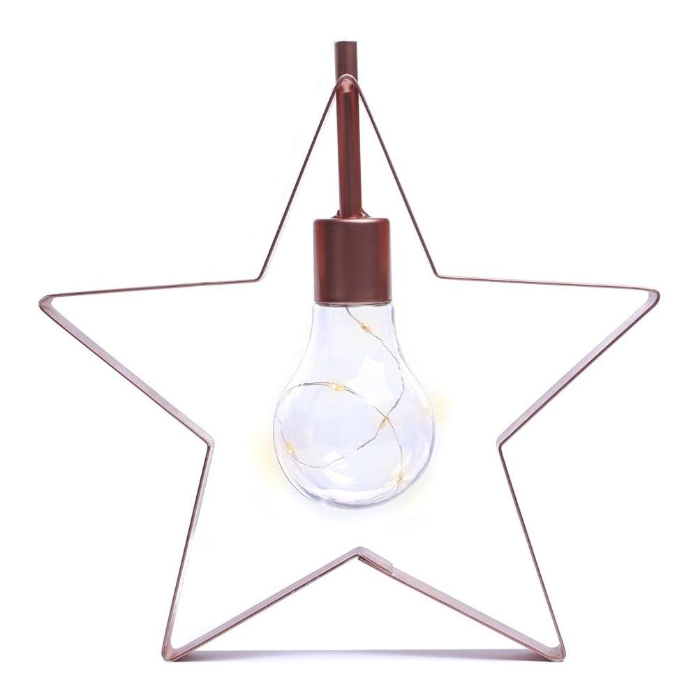 LED světelná dekorace DecoKing Star, výška 23 cm