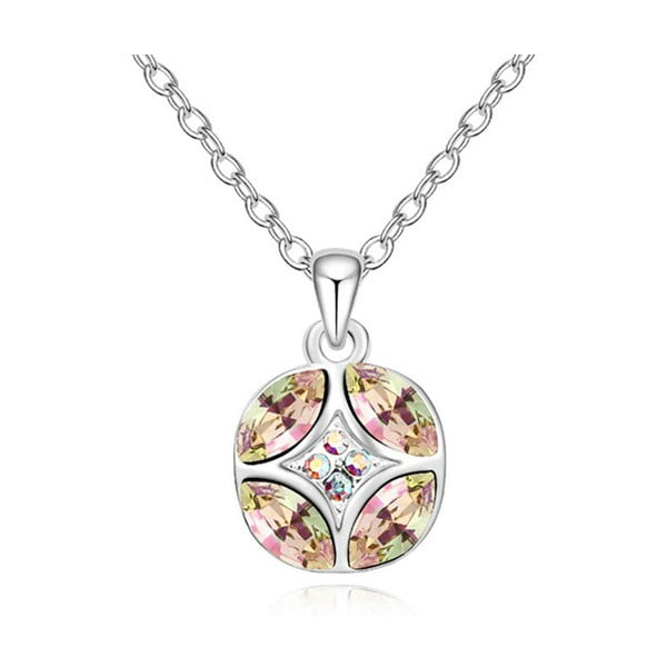 Colier cu cristale Swarovski Elements Crystals Lottie