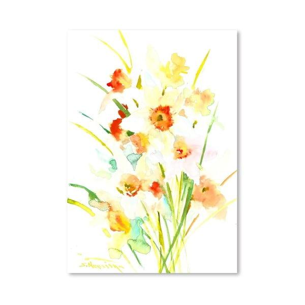 Plakát Daffodils od Suren Nersisyan
