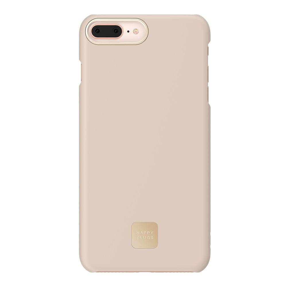 Ochranný kryt na telefon pro iPhone 7 a 8 Plus v tělové barvě Happy Plugs  Slim 8382b3874a1