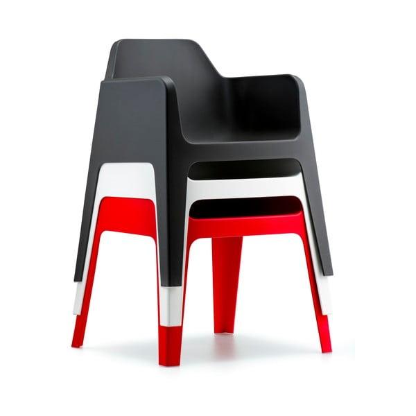 Židle Plus 630, bílá