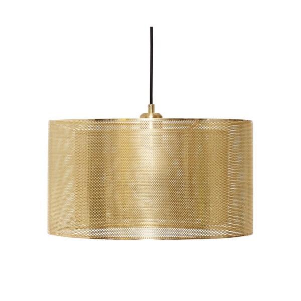 Karimo aranyszínű függőlámpa - Hübsch