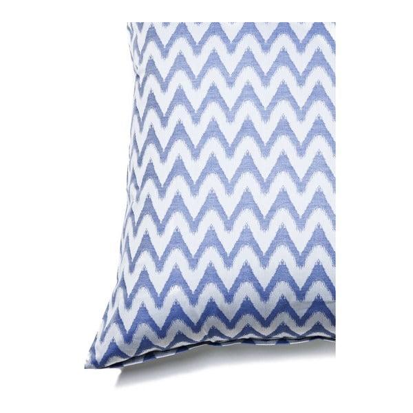 Povlak na polštář Casa Di Bassi Damas Blue, 80x80cm
