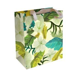Dárková taška Caroline Gardner Leaf Floral