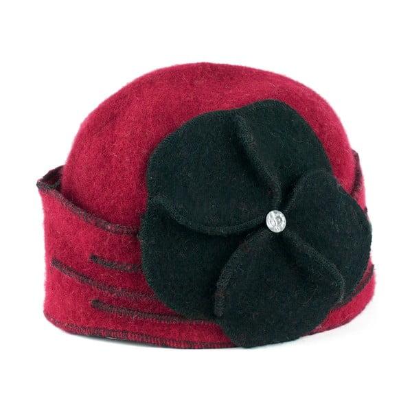 Čepice Madame Red