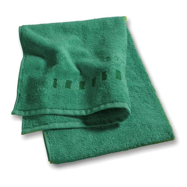 Ručník Esprit Solid 50x100 cm, zelený