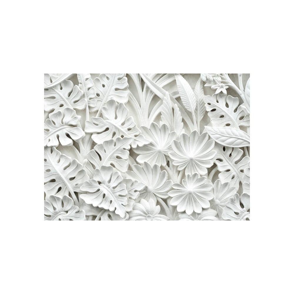 Velkoformátová tapeta Bimago Alabaster Garden, 350 x 245 cm
