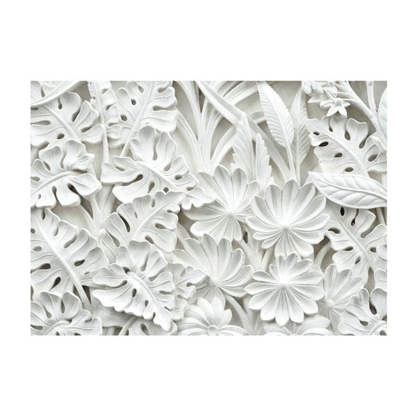 Tapet format mare Bimago Alabaster Garden, 300 x 210 cm