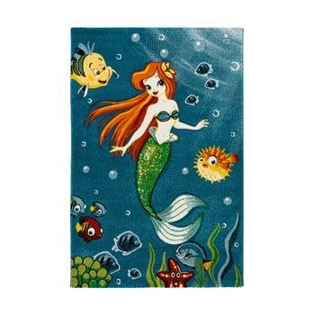 Covor pentru copii Universal Kinder Mermaid, 120 x 170 cm