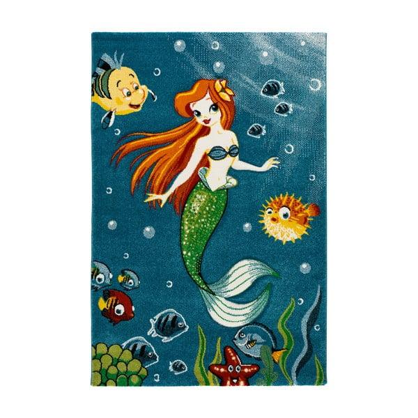 Dziecięcy dywan Universal Kinder Mermaid, 120x170 cm