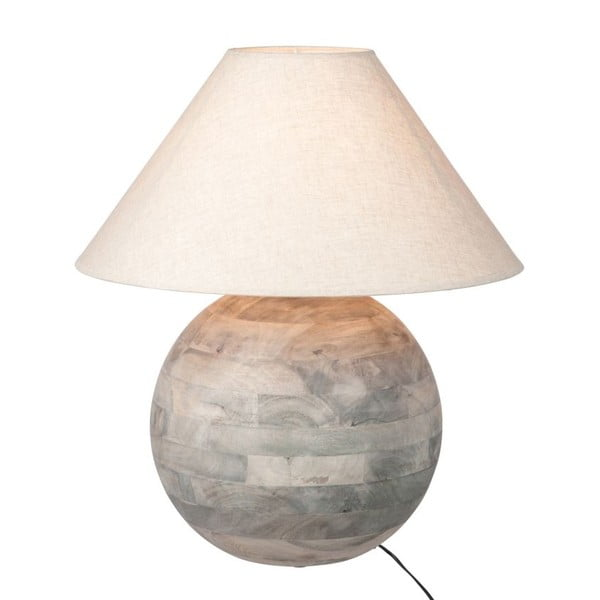 Stolní lampa Barn Grey, 67 cm