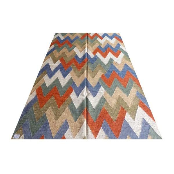 Ručně tkaný koberec Kilim 200, 155x240 cm