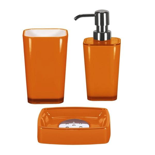 Koupelnový set Easy Orange Set
