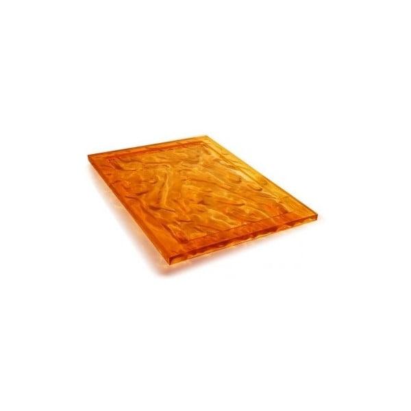 Tác Dune Orange, 32x46 cm