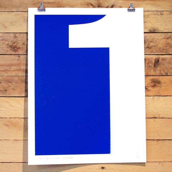 Plakát One Quote, 61x46 cm
