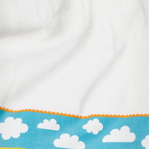 Sada 2 ručníků Mr. Fox Clouds, 50x100 cm a 70x140 cm
