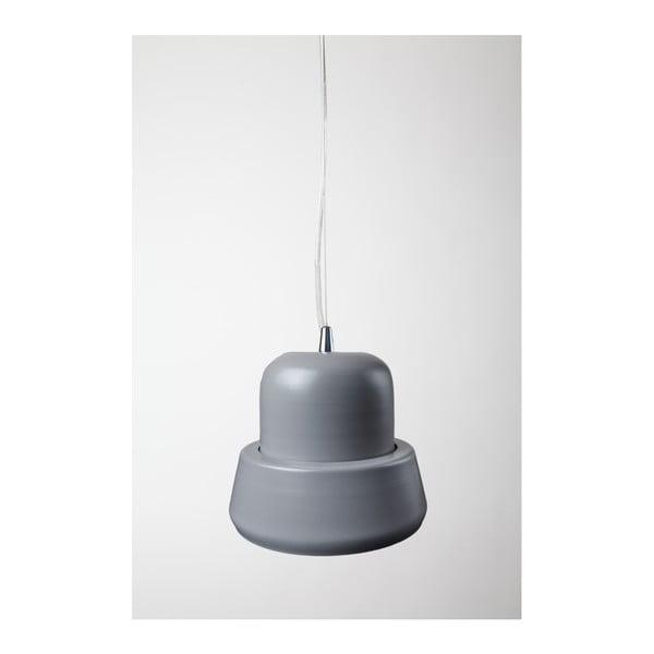 Závěsné světlo Brambla Prima Mini, šedé