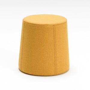 Žlutá podnožka Balcab Home Omega
