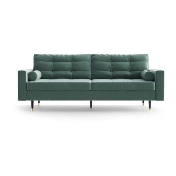 Zelená třímístná pohovka Daniel Hechter Home Aldo Mint