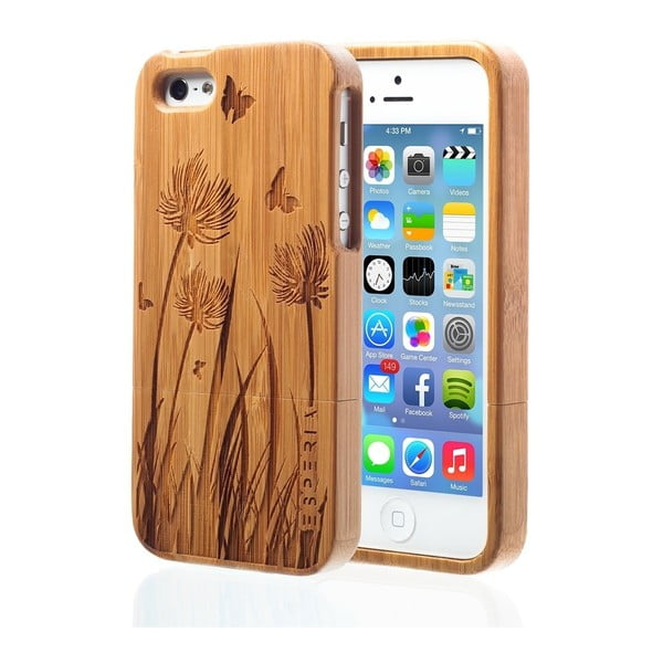 ESPERIA Butterfly Bamboo pro iPhone 5/5S