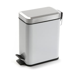 Coș de gunoi cu pedală Versa Rectangular Bin, 5 l