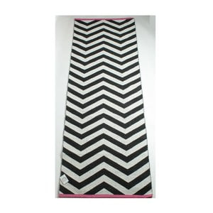 Koberec Pink B&W, 70x200 cm