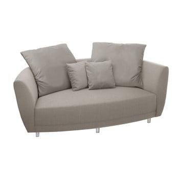 Canapea cu două locuri Florenzzi Viotti Taupe