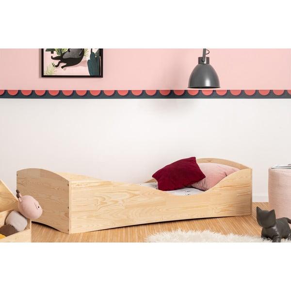 Dětská postel z borovicového dřeva Adeko Pepe Elk,90x200cm