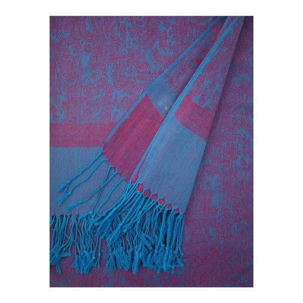 Šátek Orient Blue