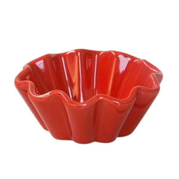 Keramická forma na muffiny Mynte Red