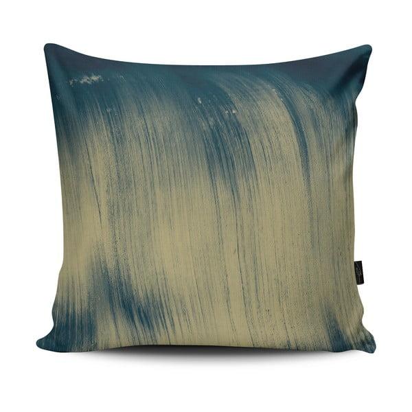 Polštář Drag Blue Green, 33x33 cm