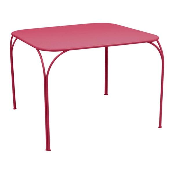 Růžový zahradní stolek Fermob Kintbury