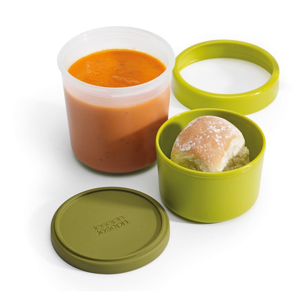 Zelená miska na polévku Joseph Joseph GoEat