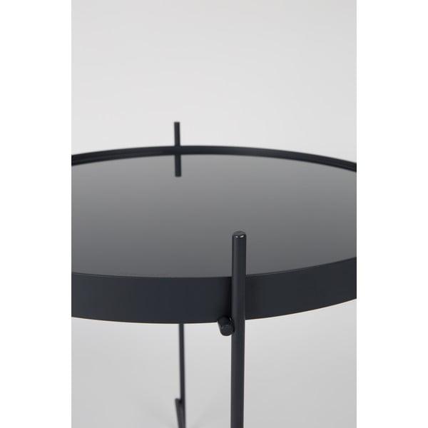 Černý odkládací stolek stolek Zuiver Cupid