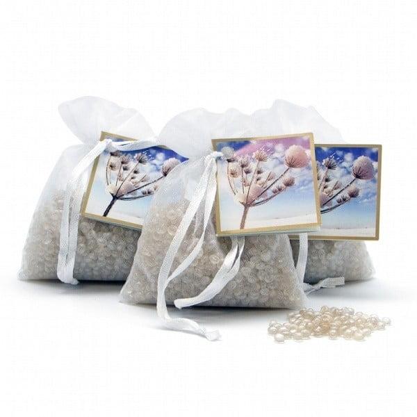 Săculeț parfumat din organza cu aromă de ierburi aromate Ego dekor
