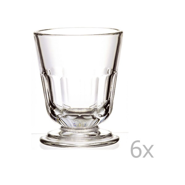 Sada 6 pohárů Côté Table Périgord, 230ml