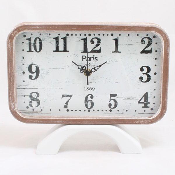 Dřevěné hodiny Paris 1869