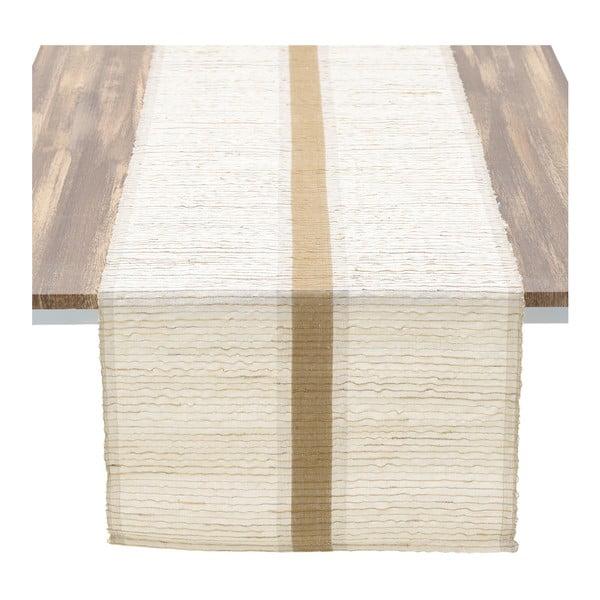 Dinner vízijácint asztali futó, 40 x 150 cm - InArt