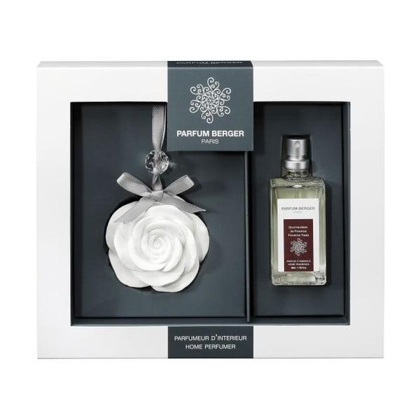 Rozkvetlá růže se sprejem Cukroví z Provence, 30 ml