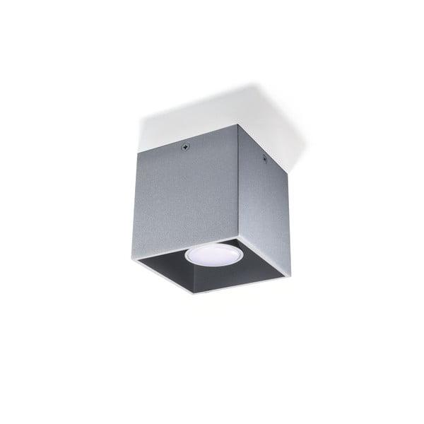 Sivé stropné svetlo Nice Lamps Geo