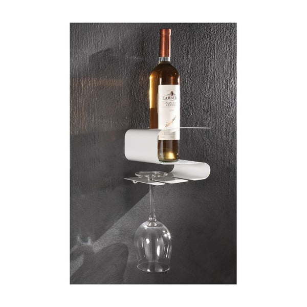 Nástěnná police na víno Tomasucci Osteria White
