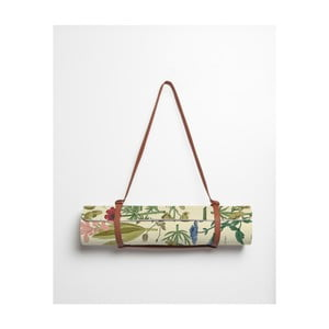 Podložka na jógu Surdic Yoga Mat Botanica, 60 x 185 cm